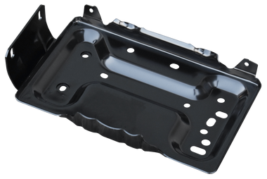 87-96 F150, 250, 350 AND BRONCO RIGHT HAND SIDE BATTERY TRAY, REPLACES F4TZ-10732-B
