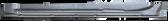 '09-'14 SUPER CAB ROCKER PANEL REINFORCEMENT, LH