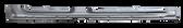 '09-'14 CREW CAB ROCKER PANEL REINFORCEMENT, PASSENGER'S SIDE