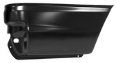 '92-'16 REAR LOWER QUARTER PANEL SECTION REGULAR VAN (STANDARD), PASSENGER'S SIDE