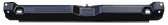'90-'03 UPPER HOOD LATCH PANEL