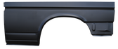 '90-'03 REAR LWB QUARTER PANEL, DRIVER'S SIDE