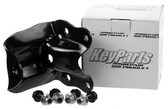 "'86-'08 FORD/MAZDA 2.5"" REAR LEAF SPRING HANGER KIT"