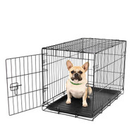 small wire dog crate