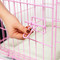 latch for small pink wire dog crate