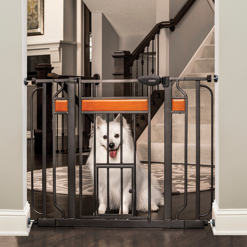 design paw extra wide gate