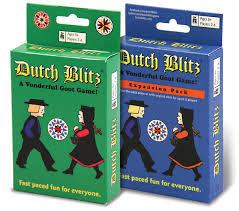 Dutch Blitz River City Games