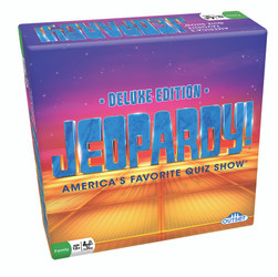 Jeopardy Deluxe Edition