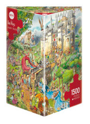 1500 PC Heye Cartoon Triangle Puzzle (ASSTD)