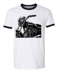 NORTON artwork tee shirt