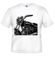 Norton art tee