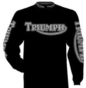 Triumph motorcycle jersey