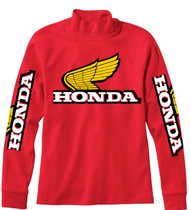 Honda motorcycle shirt