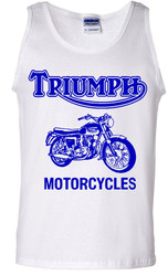 Triumph Visitation tank top