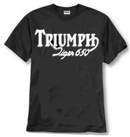 triumph tiger 650 shirt