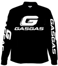 GASGAS motorcycle shirt