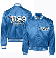 BSA satin jacket