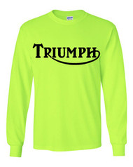 triumph high visibility shirt