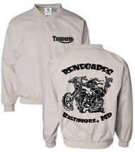 Renegades motorcycle windshirt