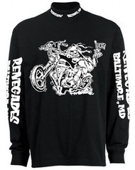 Renegade Riding jersey