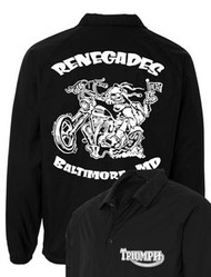 Renegades coaches jacket