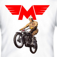 Matchless tee shirt