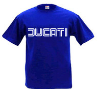 DUCATI motorrcycle shirt