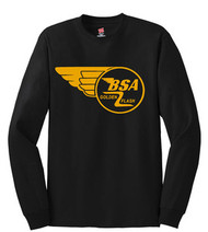 BSA Golden Flash longsleeve