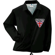 Triumph Coaches Jacket (patch design)