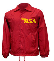 BSA motorcycle jacket