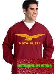 Moto Guzzi riding wind shirt