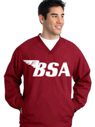 BSA riding wind Shirt