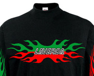 Laverda riding Jersey (fully flamed)