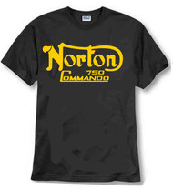 norton 750 commando tee shirt