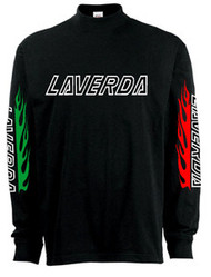 Laverda riding Jersey (outlined)