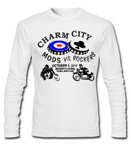 Charm City Mods/Rockers longsleeve