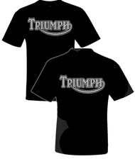 TRIUMPH MOTORCYCLE TEE SHIRT