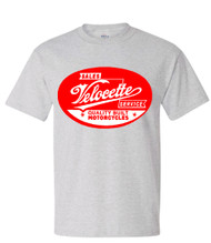 velocette motorcycle tee shirt
