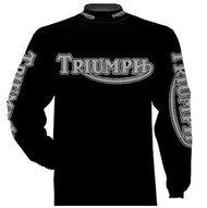 Triumph  Jersey loaded (blk/battleship  grey)