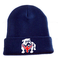 Brit Bull knit hat