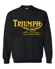 TRIUMPH record holder sweatshirt