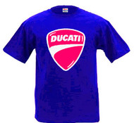 Ducati badge tee shirt