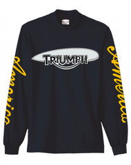 TRIUMPH america motorcycle riding jersey