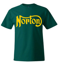 norton motorcycle tee shirt
