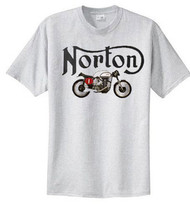 Norton Manx tee shirt