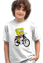 TRIUMPH Youth tee shirt (spongebob)