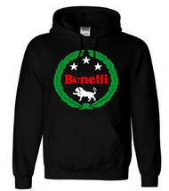 BENELLI hooded sweatshirt