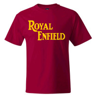 royal enfield tee shirt