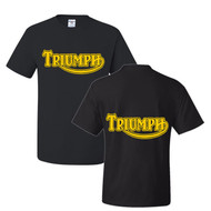 TRIUMPH OLB tee DBL Sided