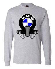 BMW motorcycle shirt